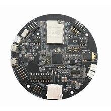 ESP32 LyraTD MSC Audio IC Development Tools echo spraakherkenning near field en verre veld voice wake up