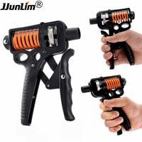 5 50 Kg Adjustable Hand Grip Strengthener Trainer Hand Gym Power Exerciser Gripper For Increasing Wrist