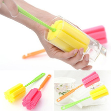 Kitchen Cleaning Tool Sponge Brush For Wineglass Bottle Coffe Tea Glass Cup Mug Drop Shipping HG-1322r