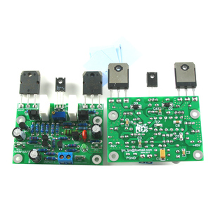 Image 2 - New 2PC NAIM NAP250 MOD Stereo Audio Amplifier Board Amplificador audio 80W DIY Kits/finished DC15V 40V A5 013