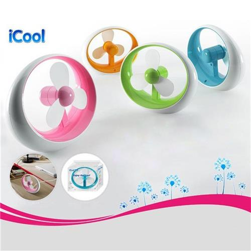 Cartoon Electric Cooling Fan Cute Mini Small Desk Fans For Home Rechargable Battery Supply Best