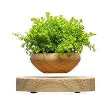 2016 новый высокотехнологичный продукт воздуха бонсай (ни одно растение) Подвески цветочный горшок pottedplant левитировать ванны бесплатная доставка