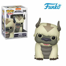 Funko Pop Avatar: The Last Airbender #540 Appa Action Figures Toys Collection Model Vinyl Doll Gifts for Kids Friends Birthday