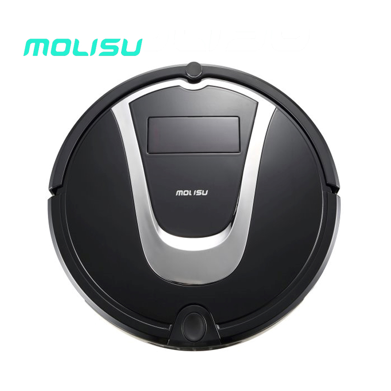 MOLISU A6 Robot მტვერსასრუტი Mop home - საოჯახო ტექნიკა - ფოტო 2