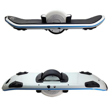 Single wheel electric skateboard Hoverboard With Bluetooth LED Light Skate Board