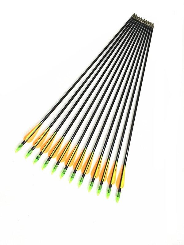 bala para arco recurvo tiro com arco caça