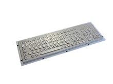 Metal Kiosk Keyboard Metal computer keyboard