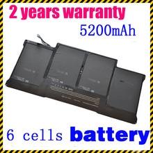 JIGU аккумулятор Для Ноутбука AppleMD760CH/A1466 для Macbook Air Md760ch/A Md232ch/A Заменить: A1405 A1369 A1377