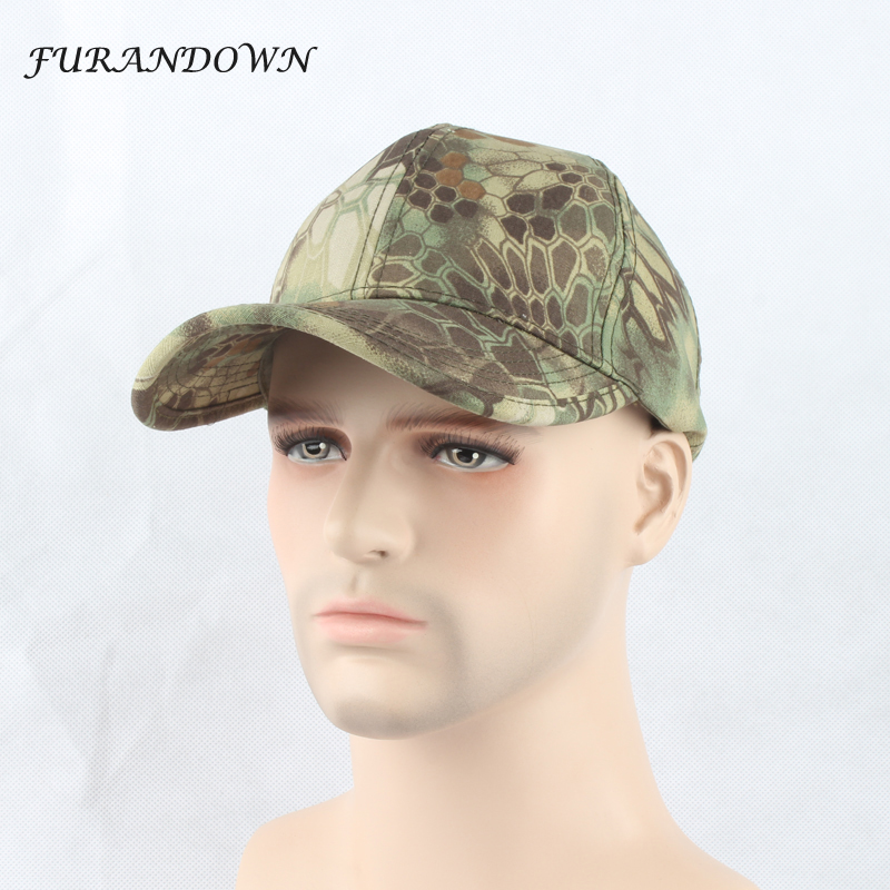 FURANDOWN Brand Camouflage Baseball Caps Men Casual Snapback Hats For Women casquette sport for onda v891w lcd screen display by free shipping 8 9 1920 1200