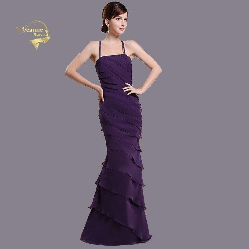 Женская одежда Primera платье для причастия фиолетовые женские длинные элегантные вечерние платья для свадебной вечеринки Abiye 2019