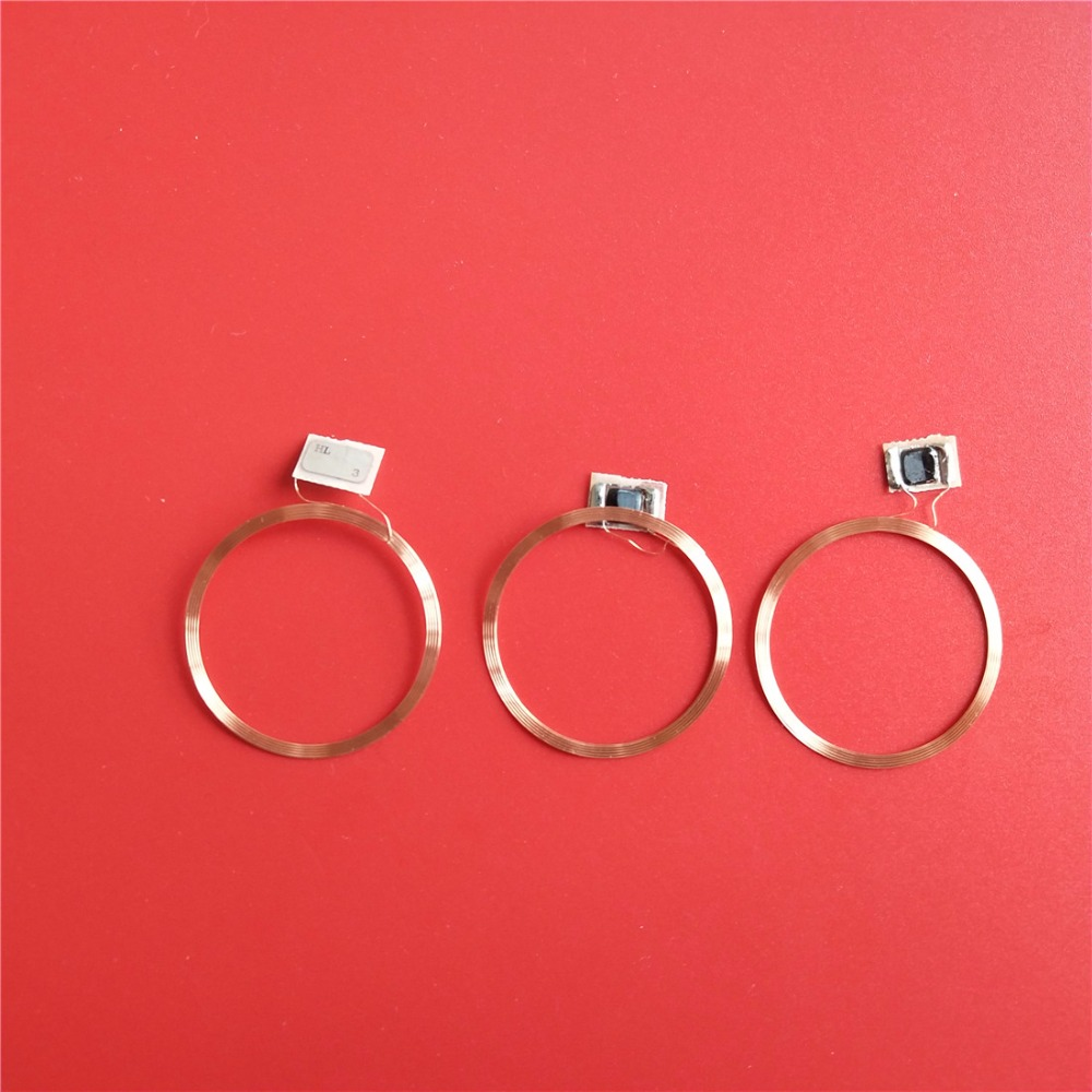 13.56Mhz UID Changeable MF 1K S50 NFC Tag Coil+Chip Copy Clone Blank Card UID Rewritable