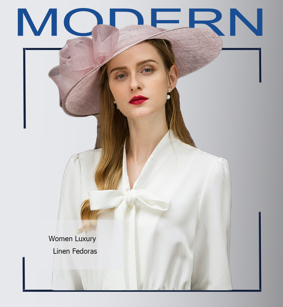 women church hats