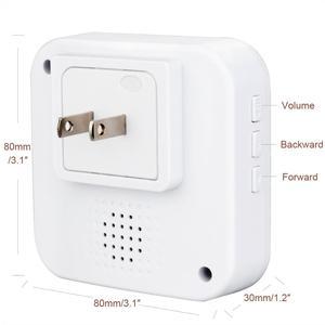 Image 2 - Retekess hemşirelik ev yaşlı çağrı sistemi acil çağrı cihazı Kablosuz Bakıcı Çağrı Uyarısı Sistemi Çağrı Düğmesi + Alıcı