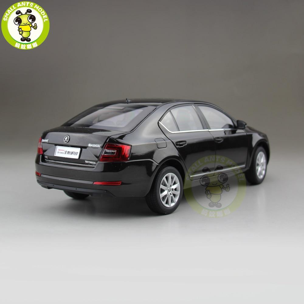 1/18 VW Volkswagen Skoda Octavia 2014 Diecast Metal CAR MODEL Toy Boy Girl gift Brown