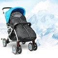 Утолщение новорожденных хлопок анти kick зимой ребенка муслин пеленать ребенка одеяло dekentje kinderwagen спальный мешок конверт ребенка обертывание