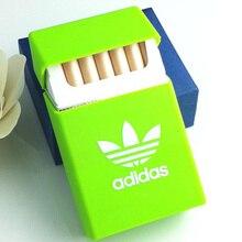 Подарочной сигарет коробке сигареты рези досуг силико карманный рукава эластичный чехол