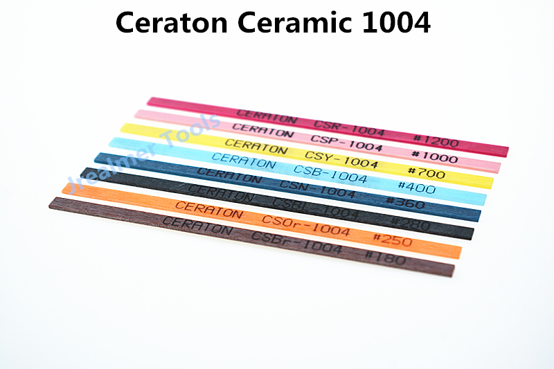 Jrealmer CERATON 1004 Ceramic Fibre 1 * 4 * 100mm Whetstone Japan original