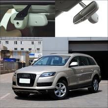 Bigbigroad для Audi Q7 2012 низкий конфигурации автомобиля Wi-Fi видеорегистратор Регистраторы Черный Ящик видеорегистратор g-сенсор держать автомобиль Оригинальный Стиль