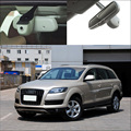For Audi Q7 2012 Car wifi DVR Driving Video Recorder hidden installation Car black box dash cam g-sensor Keep Car Original Style