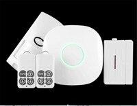 433 Mhz inalámbrico GSM/GPRS sistema de alarma antirrobo App Control remoto