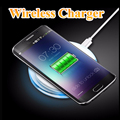 Free Shipping 2016 Newly Qi Standard Micro USB Portable Wireless Charger+ Type-C Receiver+ Soft Case For Xiaomi Mi5 Smart Phone