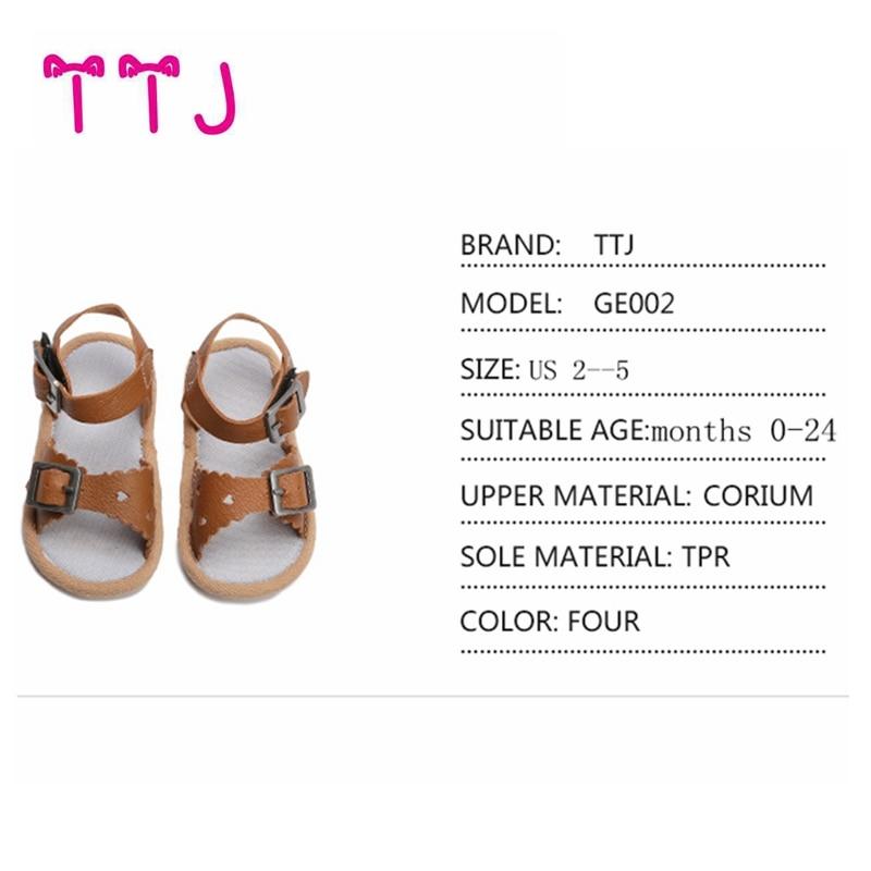 TTJ 100% lederen zachte baby boy schoenen babyschoenen om ddler baby - Baby schoentjes - Foto 5