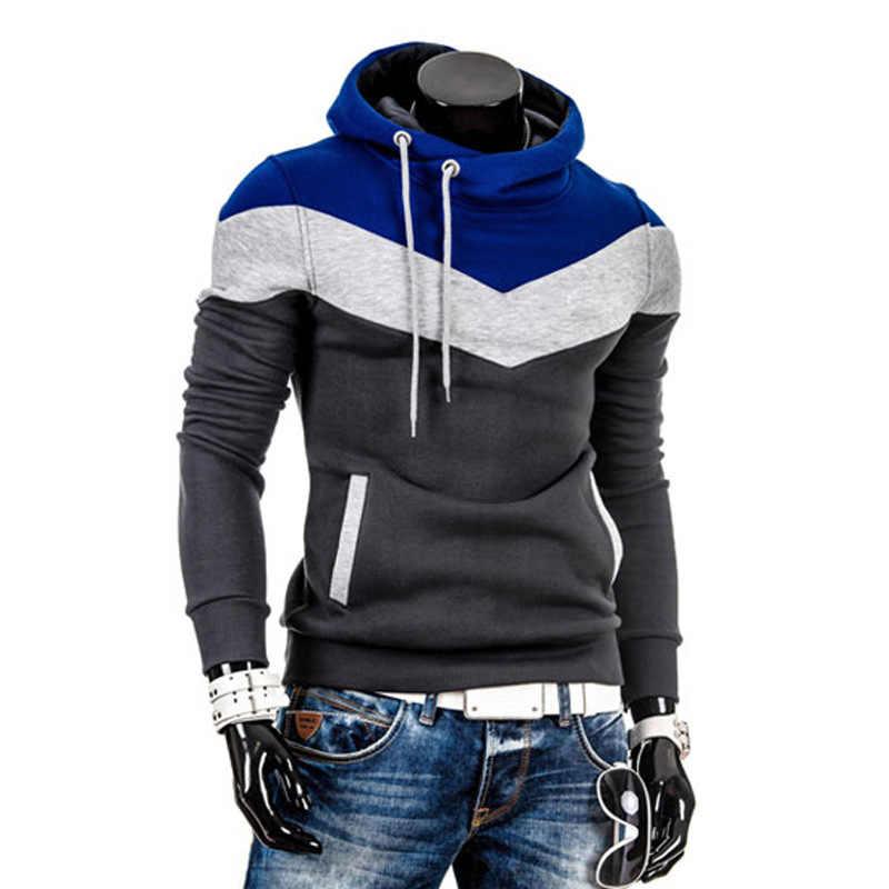 Толстовки для мужчин кофты Мужская  куртка с капюшоном модные Повседневные плотные толстовки Куртки спортивный костюм smoletom masculino Костюмы Верхняя одежда