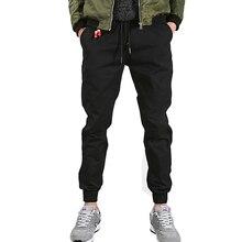 drop shipping 2018 New Autumn Hot Sale Man Streetwear Sweatpants Lightweight Joggers Pants