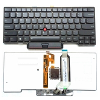 2013 US Backlight Black New English Replace laptop keyboard For Lenovo FOR thinkpad X1 FOR carbon X1C With pointing sticks