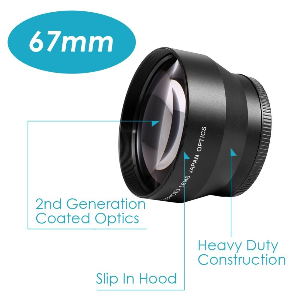 Nikon cuối Lens Kính