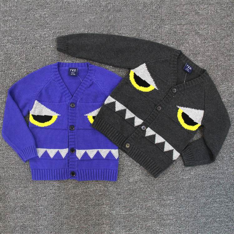 ced6a193c394 INS Hot Kids Baby Clothes New 2016 Small Children s Sweater Cardigan ...