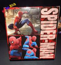 Marvel AMAZING SPIDER-MAN 1/10 Estátua ARTFX Kotobukiya NOVO Em(China)