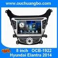 Ouchuangbo Аудио радио мультимедийный DVD для Hyundai Elantra 2014 поддержка BT испанский низкая цена вздрагивания 6.0 2015 Канада карта