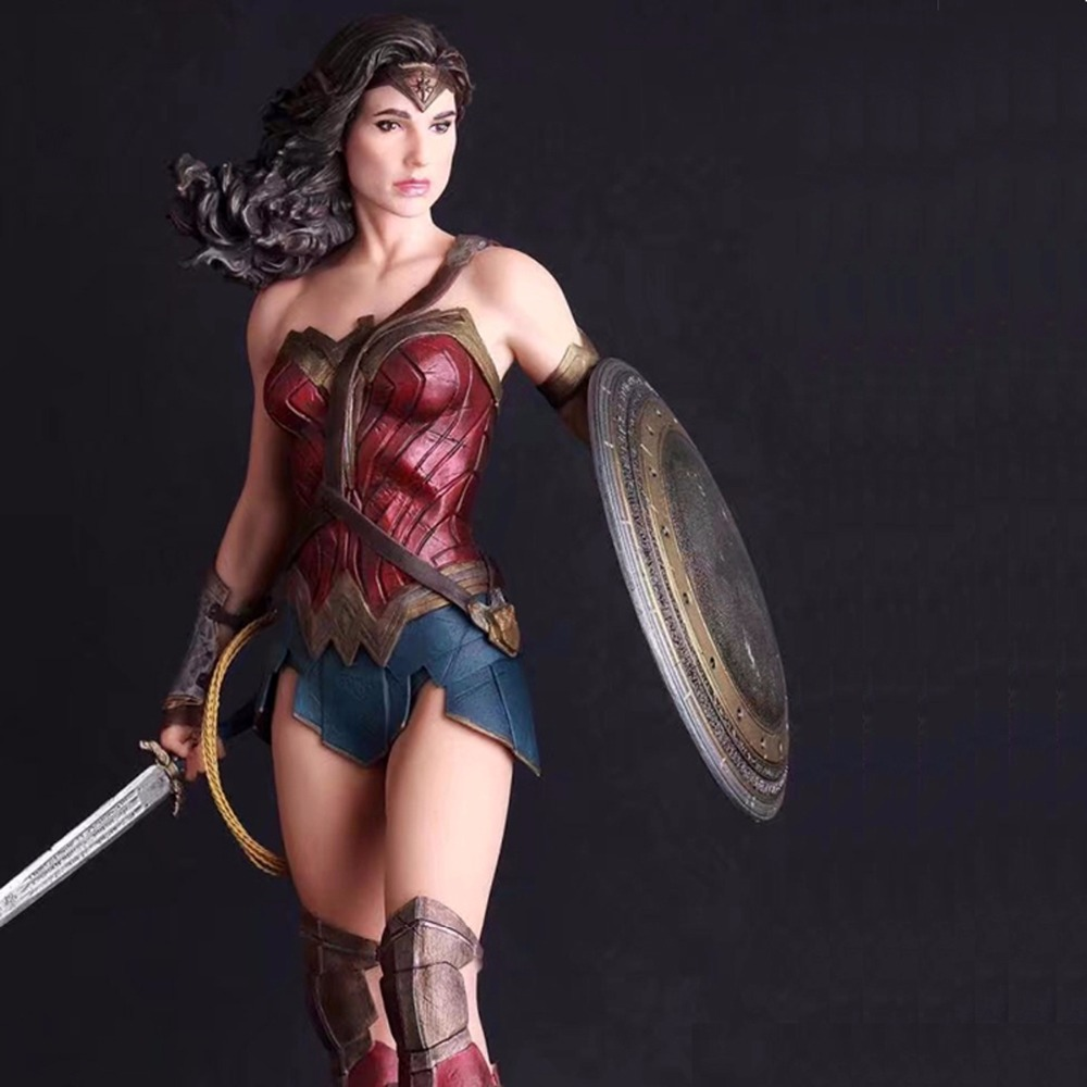 Crazy Toys Justice League Wonder Woman 12 Figure New in Box DC016005 виниловая пластинка justice woman