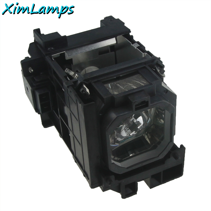 XIM Lamps Free shipping! Replacement Projector Lamp with Housing NP06LP for NEC NP3250 NP3250W NP1200 NP2200 N3200 free shipping original projector lamp with housing lh02lp for nec lt180