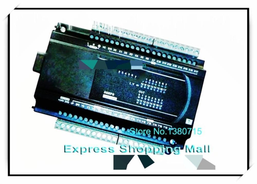 New Original DVP32XP200T Delta PLC Digital module ES2 series 100-240VAC 16DI 16DO Transistor output dvp06xa e2 delta plc 4ai 2ao 14 bit resolution analog i o module new original