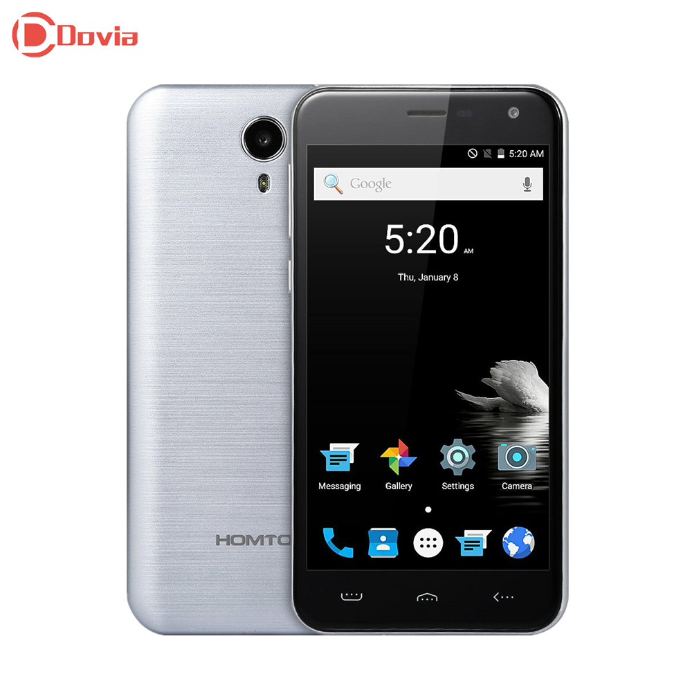 HOMTOM HT3 5 0 inch Android 5 1 3G Smartphone MTK6580 Quad Core 1 3GHz 2