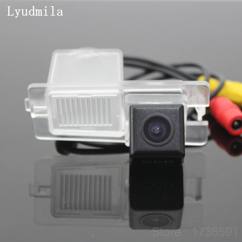 Lyudmila For SsangYong Rodius / Stavic 2004~2016 Reverse Camera Car Back up Parking Camera Rear View Camera HD CCD Night Vision цена 2017