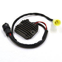 Voltage Motorcycle Boat Regulator Rectifier 12V For For Kawasaki NINJA ZX-6R ZX600 NINJA ZX-6RR ZX600 2000 2001 2002 2003 2004 motorcycle voltage regulator rectifier for kawasaki ninja zx 12r ninja zx 9r