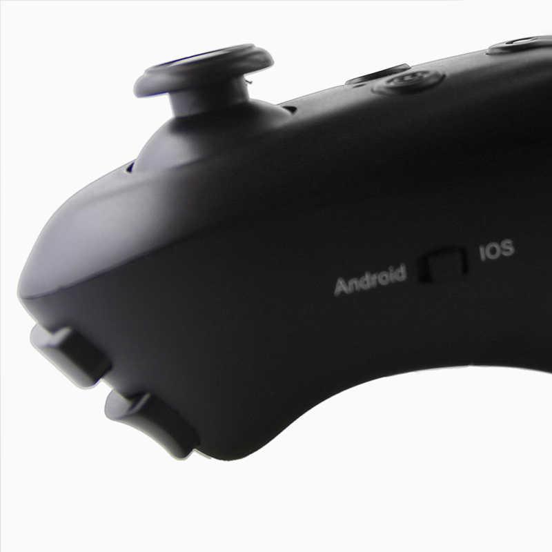 JRGK Bluetooth пульт дистанционного управления универсальный беспроводной геймпад мышь мини беспроводной джойстик для IOS Android samsung VR Box Q