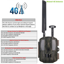 Trail 4G охотничья камера s BL480LP 4G/3g/г 2 г постовой-разведчик инфракрасная охотничья камера наблюдения промежуток времени Chasse фото ловушки Охота