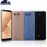 Original Unlocked LG G6 Plus H870DSU 4G LTE Mobile Phone Quad Core 5 7 13MP 4G
