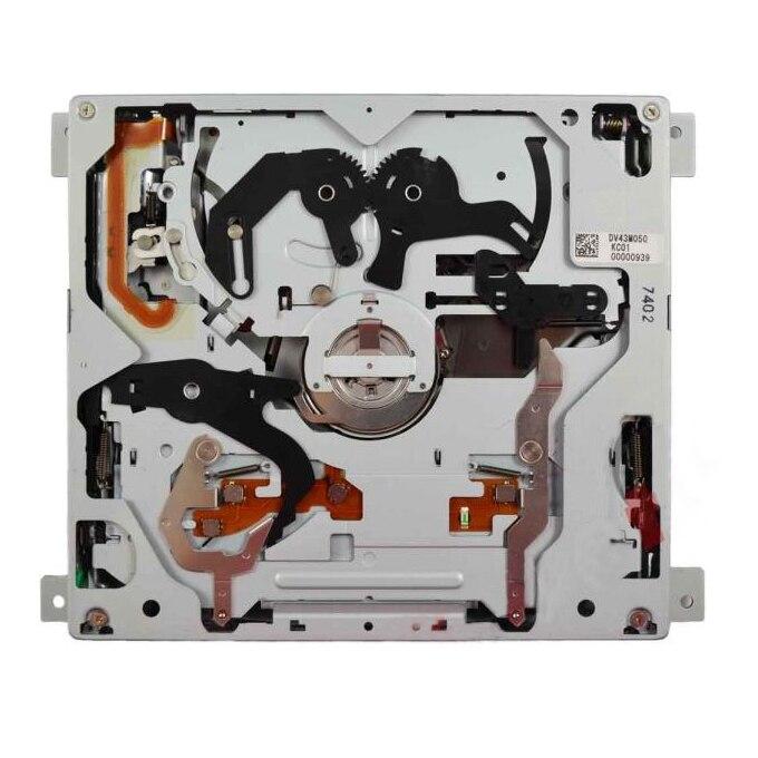 Original e melhor qualidade DV43M870 DV43M07B DV43M DV43M050 mecanismo de DVD Do Carro para CadillaK CTS carro sistema de navegação