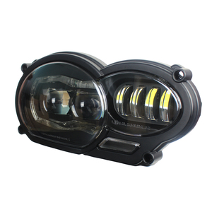 Image 3 - For BMW 2005 2012 R1200GS / 2006 2013 R1200GS Adventure LED Projection Headlight fits for Oil R1200GS