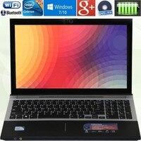 8 ГБ Оперативная память + 1000 г HDD + 32 ГБ U диск 1920x1080 P 15,6 Intel Pentium N3520 игровой ноутбук WI FI Windows 7/10 ноутбук с DVD RW