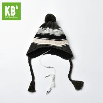 2018 KBB Spring New Style Designer Music MP3 Knit Headphone Winter Women Men Striped Hat Beanie
