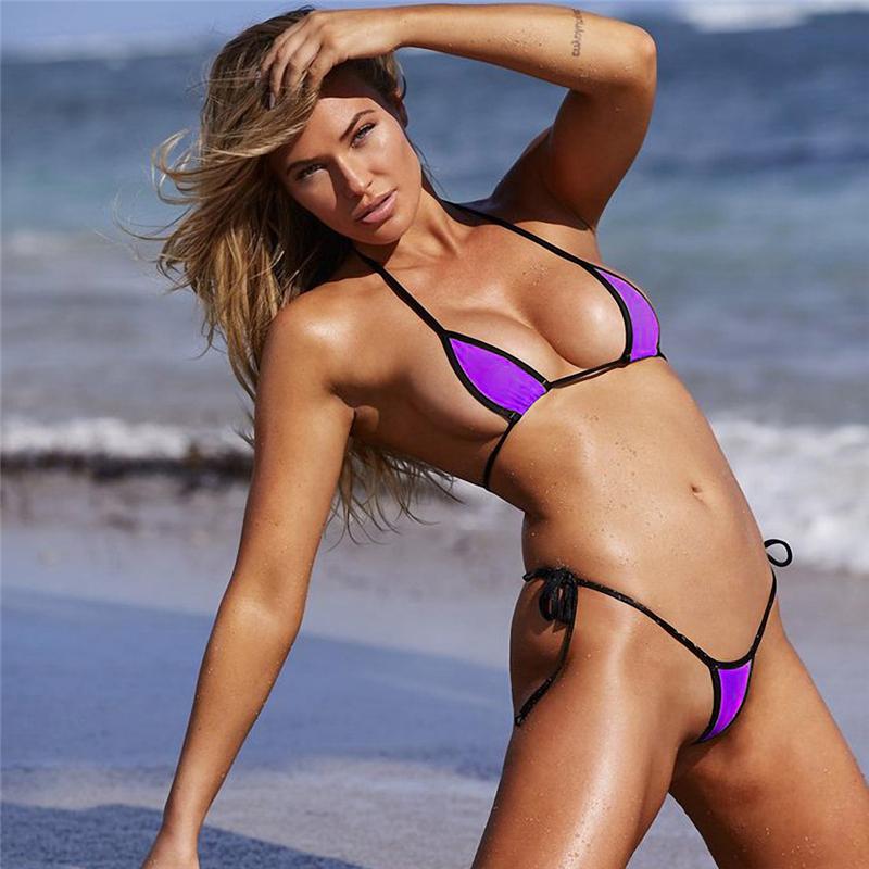 Sexy Bikinis Women Swimsuit New Brazilian Thong Bikini Luxuretv 1