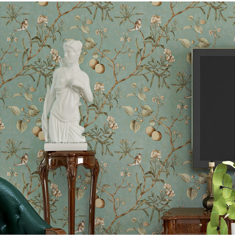 Wallpapers YOUMAN Free Desktop Wallpaper Modern 3d Home Wallpaper Vintage Flower Wall Decor Deep Embossed Wall Paper Non-woven wallpapers youman modern 3d wall coverings embossed pvc wallpaper stone wall wallpaper wall vinyl desktop backgrounds room decor