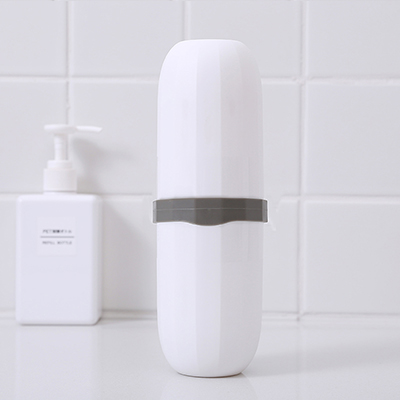 050 Multi function portable 4in1 Wash Cup toothbrush storage box 20 8 6 8cm in Bathroom Tumblers from Home Garden