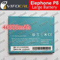 Elephone P8 Battery Large 4600mAh Replacement Accessories For STAR N9000+ Mobile Phone + In Stock